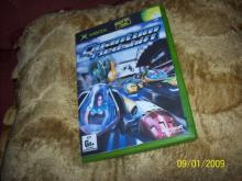 Quantum Redshift   22nd century racing xbox game
