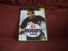 Rugby 2005 EA Sports  Xbox game