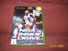 NBA Inside Drive 2002  xbox  game