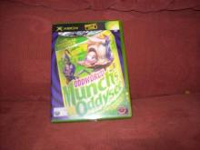 Oddworld Munch's oddysee -Xbox game
