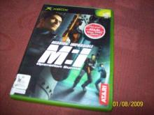 Mission Impossible  Operation Surma  Xbox game