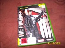 Punisher The  -xbox game
