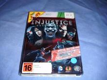 INJUSTICE Gods Among Us  XBOX 360 NM