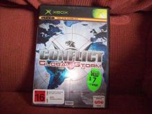 Conflict Global Storm   xbox gm