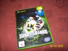 NRL Rugby League    Xbox game