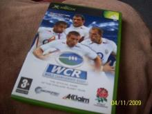 World Championship Rugby England  - Xbox game nm