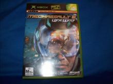 Mechassault 2 Lonewolf  Xbox game