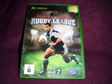 Stacey Jones RUGBY LEAGUE  XBOX game
