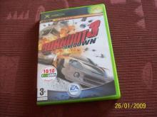 Burnout 3 Takedown xbox game