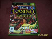 Bicycle Casino    for xbox NM