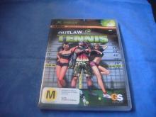 Outlaw Tennis Xbox game