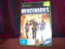 Mercenaries   Xbox game