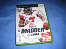 MADDEN NFL 2004 by EA Sports  for XBOX