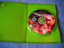 Terminator 3 Rise of the Machines xbox game nm ncs