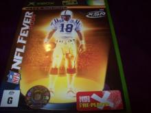 NFL Fever 2004  for xbox
