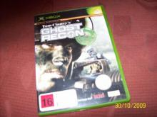 Tom Clancy's Ghost Recon    xbox game