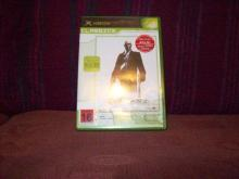 Hitman 2 Silent Assassin xbox game classics nm