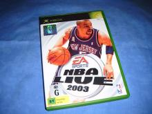 NBA LIVE 2003 by EA Sports   for XBOX