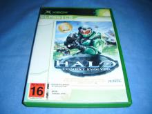 Halo  Combat Evolved xbox game classics nm
