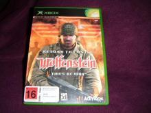 Return to Castle Wolfenstein Tides of War for XBOX