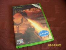 Reign of Fire  Let the Battle Ignite    Xbox game