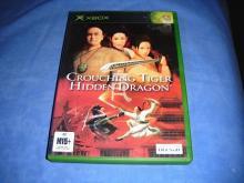 Crouching Tiger, Hidden Dragon   Xbox game
