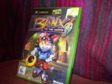 Blinx The Time Sweeper Xbox game