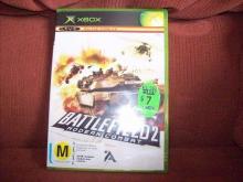 Battlefield 2 Modern Combat  xbox game nm