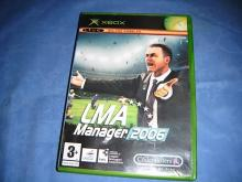 LMA Manager 2006   - for XBOX