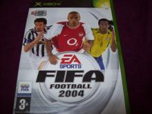 Fifa Football 2004  EA sports  Xbox game