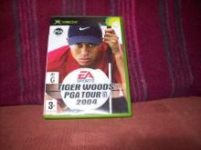 Tiger Woods PGA Tour 2004    Xbox game