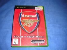 ARSENAL CLUB FOOTBALL 2003/04 season    Xbox game