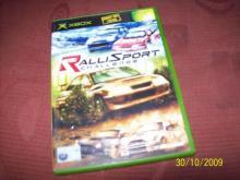 Rallisport Challenge Xbox game
