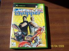 American Chopper    - Xbox game
