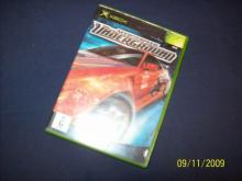 Need for Speed Underground xbox game NM XR