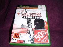 Tom Clancy's RAINBOW SIX LOCKDOWN   for XBOX