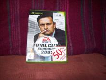 Total Club Manager 2005 xbox game