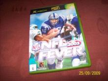 NFL Fever 2003  Xbox game nm