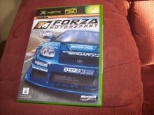 Forza  Motorsport xbox game