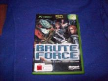 Brute Force  xbox game
