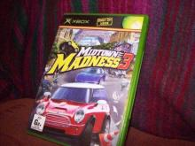 Midtown Madness 3   Xbox game