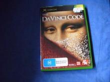 Davinci Code The  xbox game