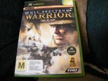 Full Spectrum Warrior xbox game