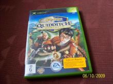 Harry Potter Quidditch World Cup Xbox game