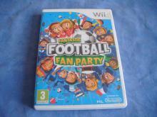 Fantastic Football Fan Party  Wii