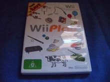 Wii Play game collection Wii game