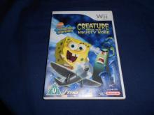 SpongeBob SquarePants: Creature from the Krusty Krab  Wii n/m