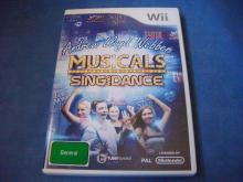 Andrew Lloyd Webber Musicals: Sing and  Dance    Wii