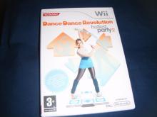Dance Dance Revolution Hottest Party 2  Wii