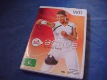 EA Sports active Personal Trainer   Wii game new